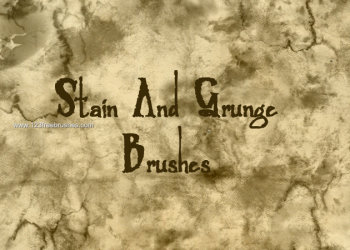 Stain and Grunge