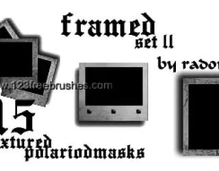 Polaroid Frames Set 19