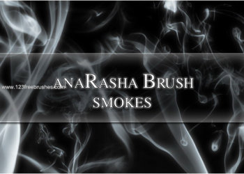 Smoke Brushes Photoshop PS7