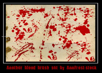 Blood Drips