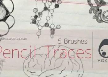 Pencil Traces