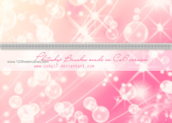Bubbles – Glitters And Sparkles