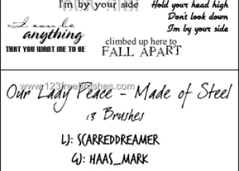 Our Lady Peace Lyrics