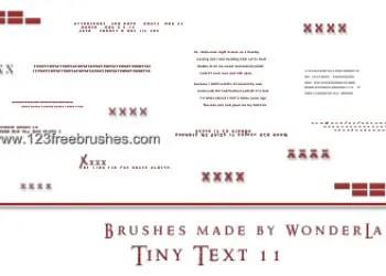 Tiny Text