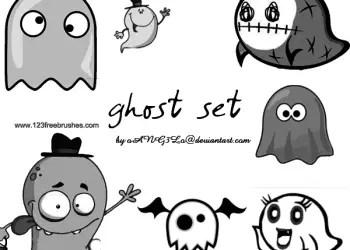 Ghost Cartoons