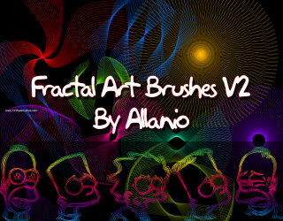 How To Use Abstract Brushes In Photoshop