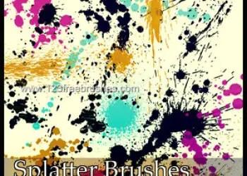 Paint Splatter 70