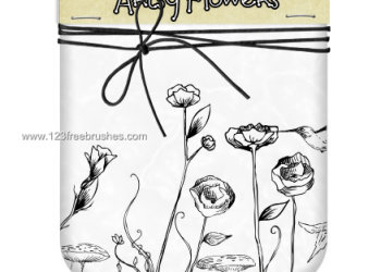 Artsy Flowers
