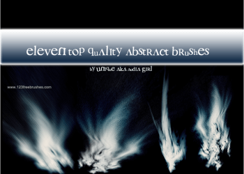 Abstract Brushes For Adobe Photoshop Cs5