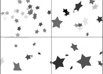 Photoshop Star Brushes