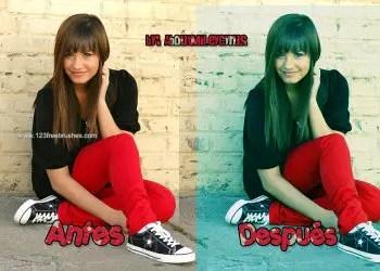 Photoshop Color Effect Actions