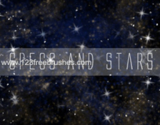 Space and Stars 1