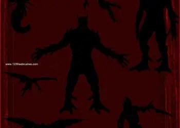 Evil Silhouettes