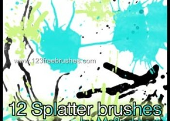 Paint Splatter 67