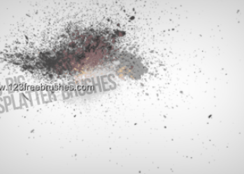 Ink Splatter 34