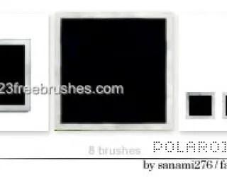Polaroid Frames Set 23