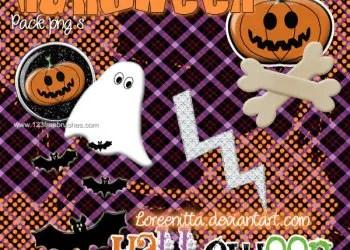 Halloween Brushes Photoshop Cs3
