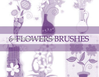 Flower Brushes Cs