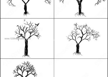Tree Brush for Photoshop