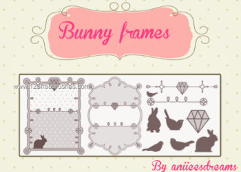 Bunny Frames