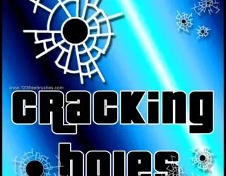 Cracking Holes