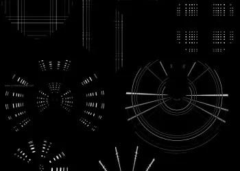 Tech Circle Set 01