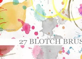 Ink Blotch
