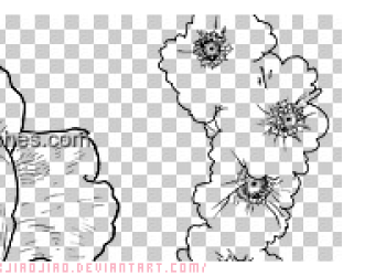 Floral Brushes For Photoshop Cs4