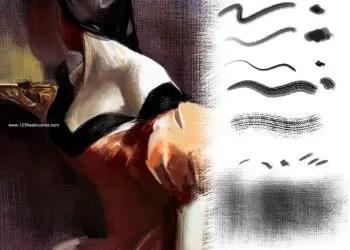 Paint Strokes 37