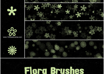 Flower Brushes For Photoshop Cs3