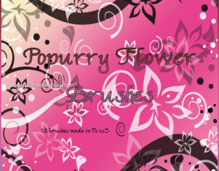 Flower Brushes Download For Free