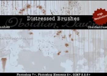 Distressed Grunge