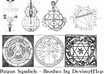 Pagan Symbols 1