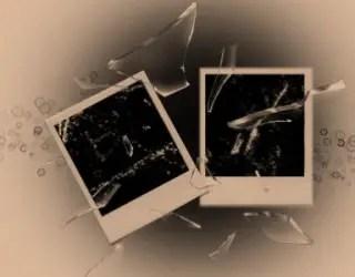 Polaroid Frames Set 7