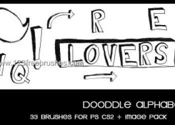 Doodle Set 9