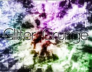 Glitter Grunge