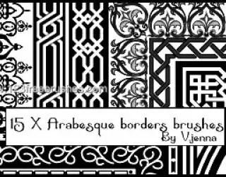 Arabesque Borders