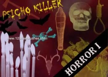 Horror Set 2