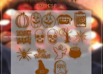 Halloween pumpkins skull halloween zombie