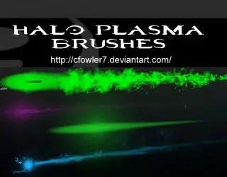 Abstract Dragon Brush