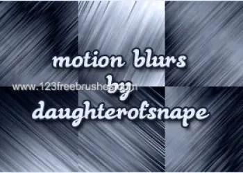 Motion Blur Line