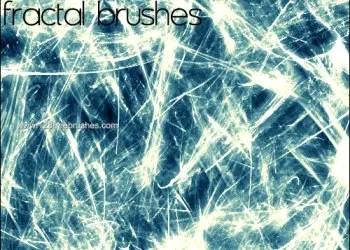 Fractal Brushes Illustrator