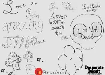 Doodle Set 15