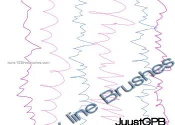 Scribble Lines 3