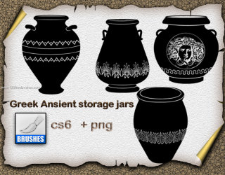 Ancient Greek Jars