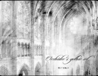 Gothic Architecture Set 1