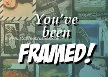 Frames Set 18