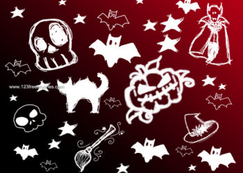 Halloween Brushes Photoshop Cs3 Download