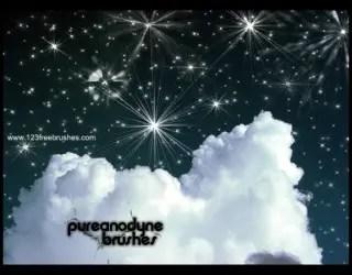Starry Night Sky 1