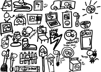 Doodle Home Appliance